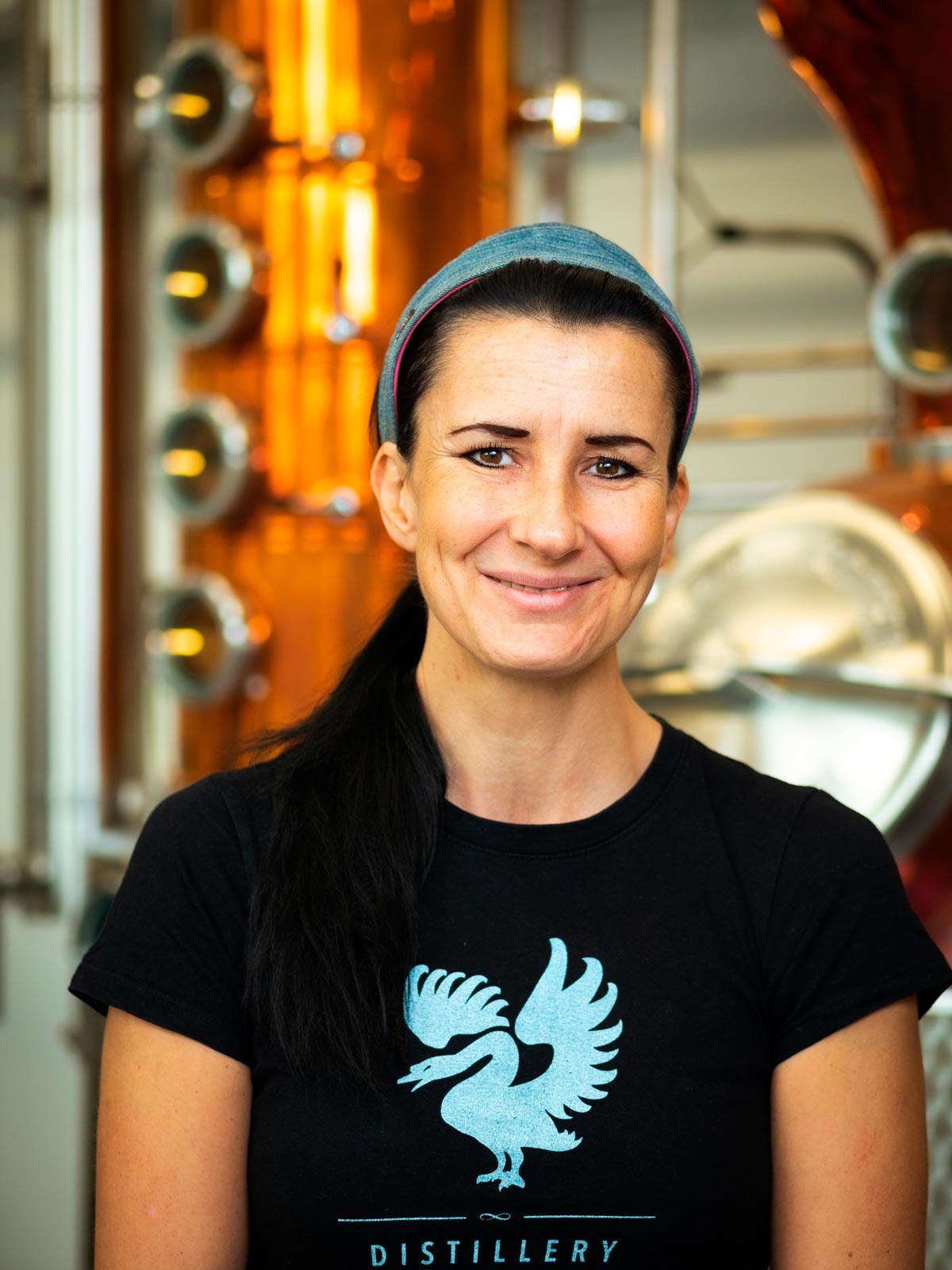 Portrait photo of Claudia Ulbl, Employee at Distillery Krauss GmbH