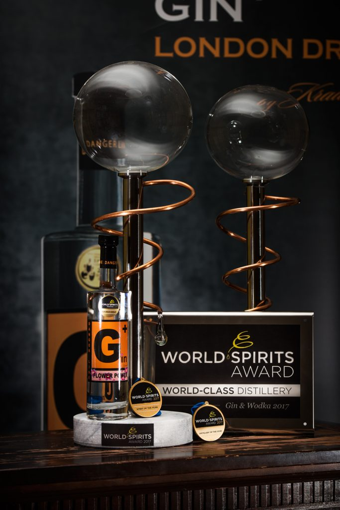 World Spirits Awards 2017